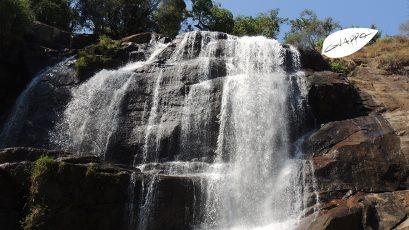 cachoeira dos félix - Bueno Brandão - MG